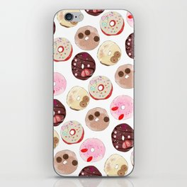 Totally Dough-nuts iPhone Skin