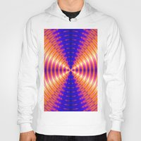 channel Hoodies featuring The Light Channel by Art-Motiva