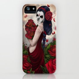 Muerte iPhone Case