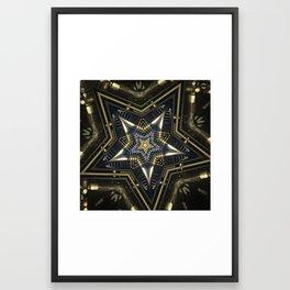 Gstar Framed Art Print