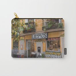 Cute Bookshop  Carry-All Pouch