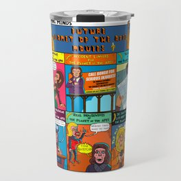 Future Planet of The Apes Movies Travel Mug