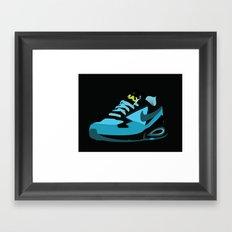 Air'd Max Framed Art Print