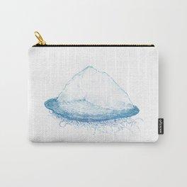 Velella velella (blue) Carry-All Pouch