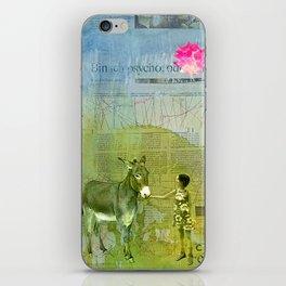 Eine Kleine Geschichte über die Liebe#1 iPhone Skin