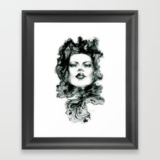 Muon Framed Art Print