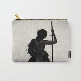 Female Samurai - Onna Bugeisha Carry-All Pouch