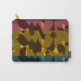 Flowers Through Different Lenses Carry-All Pouch
