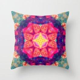 Mandala 35 Throw Pillow