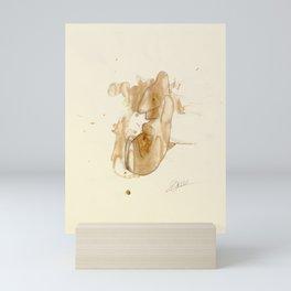 #coffeemonsters 287 Mini Art Print