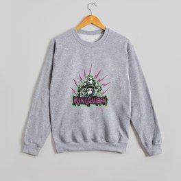 KingQueen Live It Up Crewneck Sweatshirt