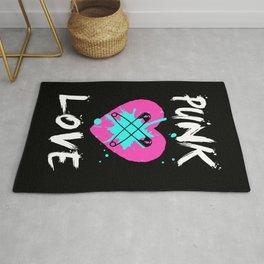 Punk love Rug