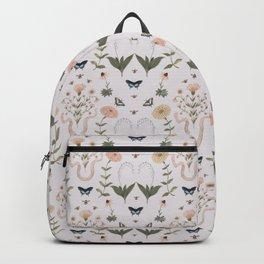 Serpent, Bee & Butterfly Garden Backpack
