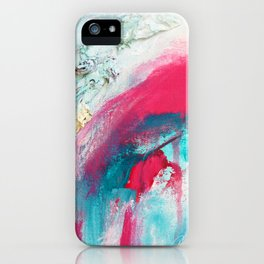 Untitled (Carrying On) iPhone Case