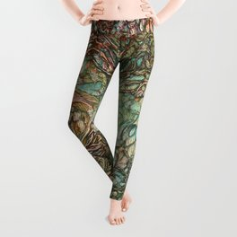 On the Wave of a Wind Leggings