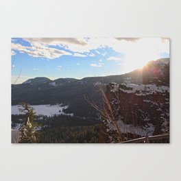 Wolf Creek 3 Canvas Print