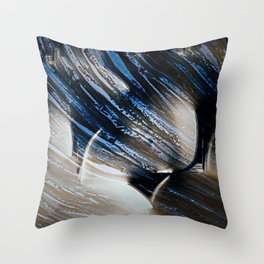 secret dance Throw Pillow