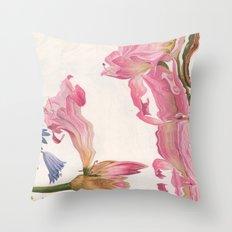 Pinku Throw Pillow