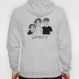 The Wombats Hoody