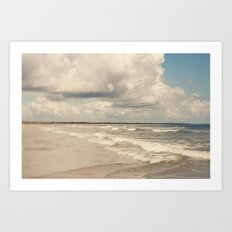 The Atlantic Art Print