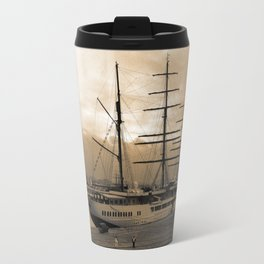 Sea Cloud II tall ship Travel Mug