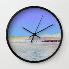 Chromascape 9: Geneva Wall Clock