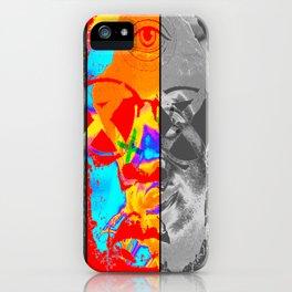 H O V A F A R E N H E I T iPhone Case