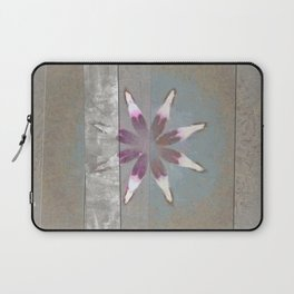 Turk In The Altogether Flowers  ID:16165-065856-95341 Laptop Sleeve