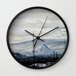 Clarity: Mt. Washington Wall Clock