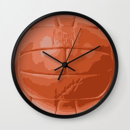 World Cup Soccer Ball - 1966 Wall Clock