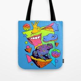 Licker Tote Bag