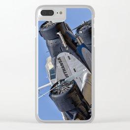 Junkers Ju52 Clear iPhone Case