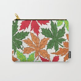 Leaves pttern Carry-All Pouch