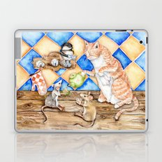 Zoe's Tea Party Laptop & iPad Skin