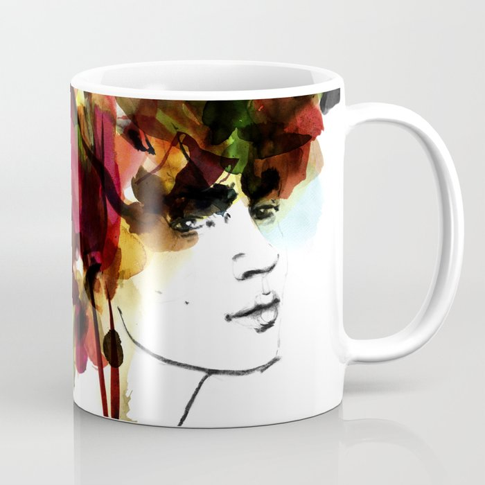 bloomy October Coffee Mug