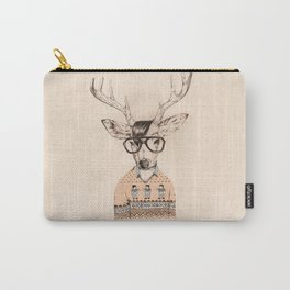 Deerest hipster Carry-All Pouch