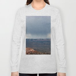 Thunderstorm coming over Bryce Canyon Long Sleeve T-shirt