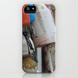 Ahoy Matey! iPhone Case
