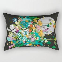 Imaginary Land Rectangular Pillow