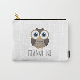 I'm A Night Owl Carry-All Pouch