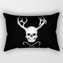 Creepy Xmas Rectangular Pillow