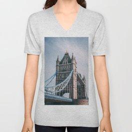 London, England 31 Unisex V-Neck