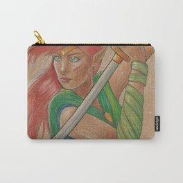 Elven Warrior Carry-All Pouch