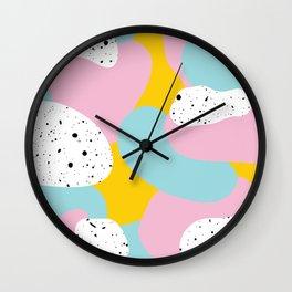 Spots & Dots Wall Clock