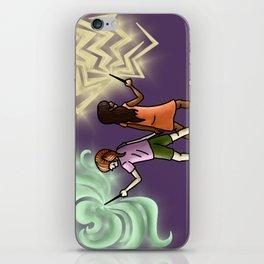 Magical Girls iPhone Skin