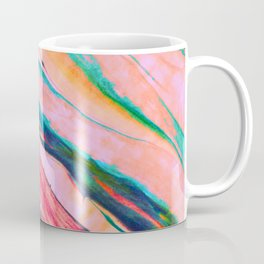 Bright and happy marble design Coffee Mug