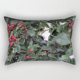 From a Winter's Walk Rectangular Pillow