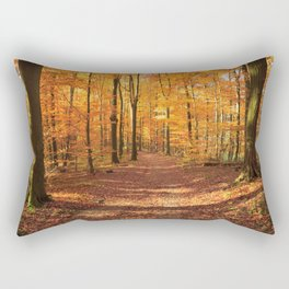 Amber Rectangular Pillow