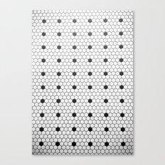Hex Canvas Print