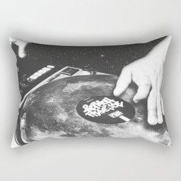 space sirens Rectangular Pillow